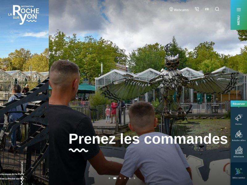 Office de Tourisme de La Roche-sur-Yon