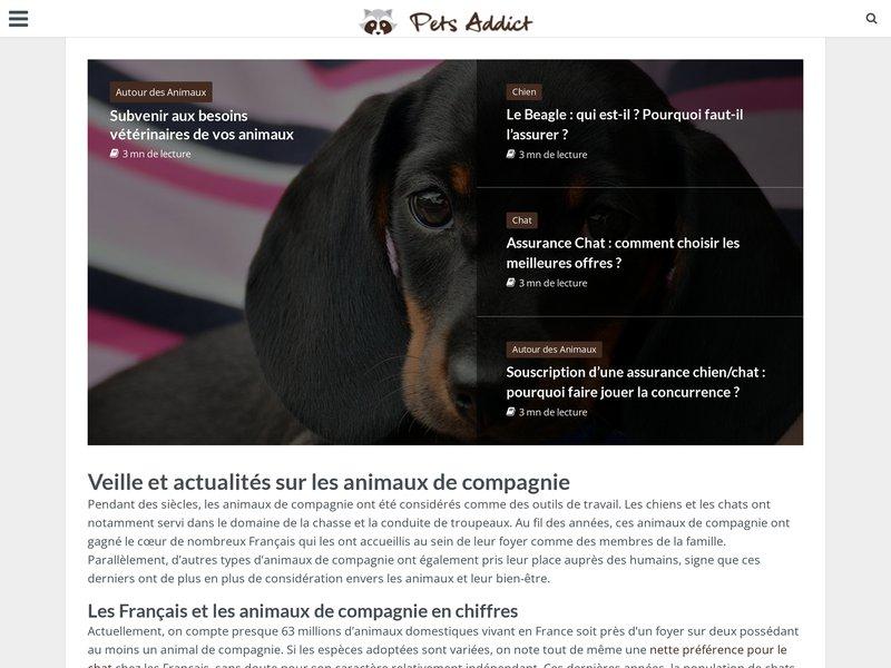 Pets Addict