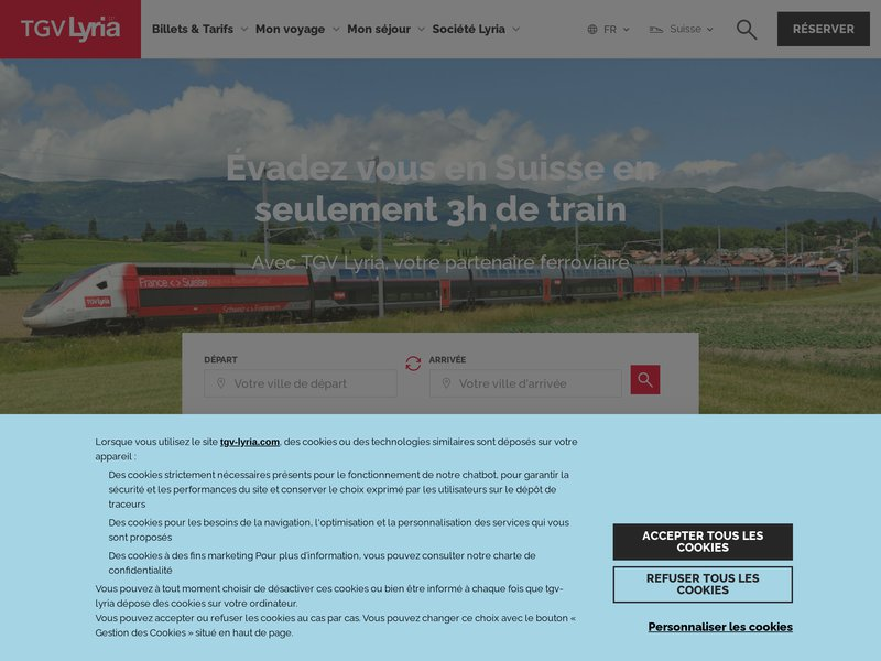 TGV-Lyria.com
