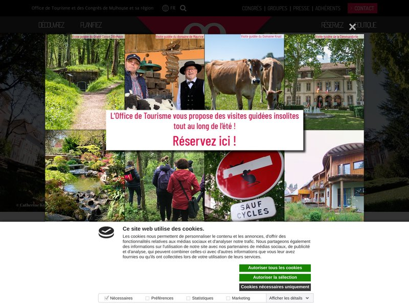 Office de Tourisme de Mulhouse
