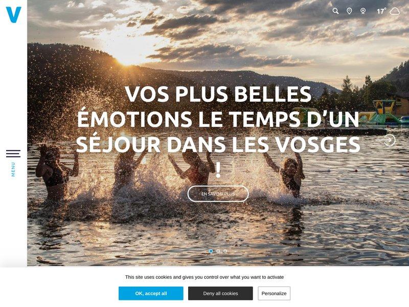 Tourisme Vosges