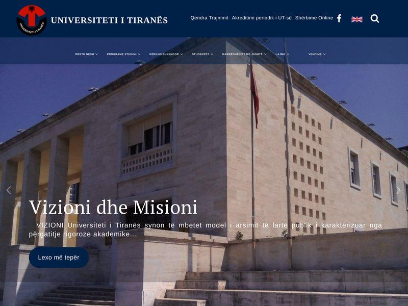 Université de Tirana