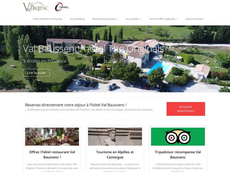 Hôtel Val Baussenc ***