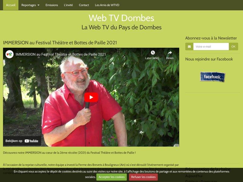 Les amis de Web TV Dombes