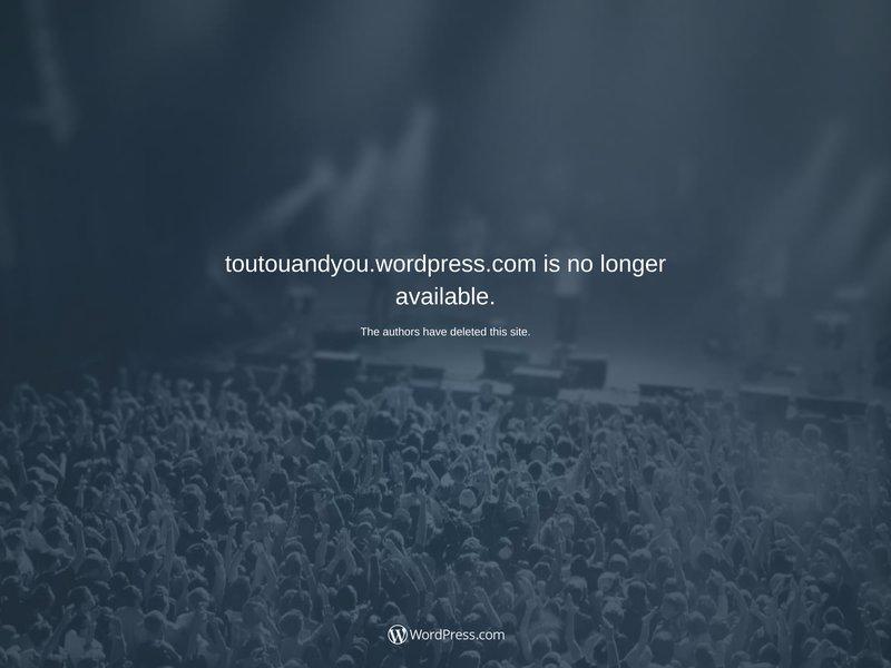 Toutou And You
