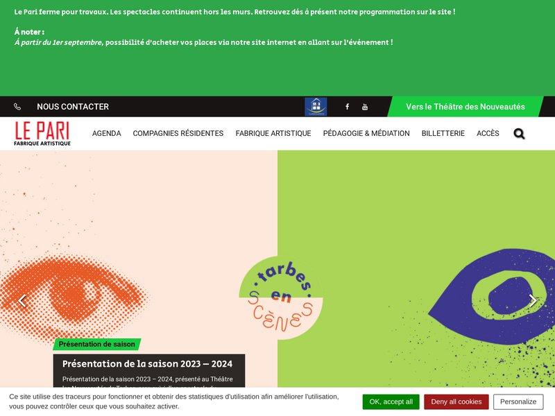 www.lepari-tarbes.fr